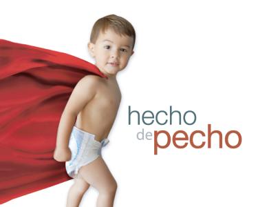 Hecho de Pecho Award Winning Campaign